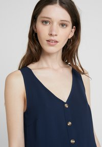 Vero Moda - VMSASHA BUTTON  - Blouse - navy blazer - 3