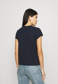 Abercrombie & Fitch - DESTINATION - Print T-shirt - navy - 2