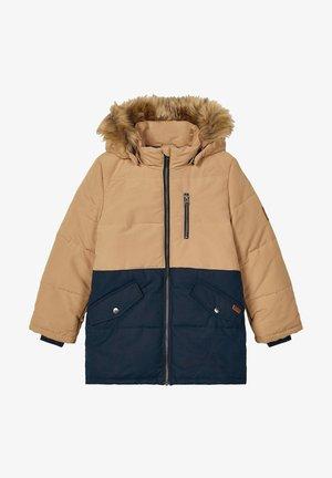 Winter jacket - tannin
