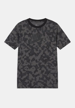 FUTURA - T-shirt print - iron grey