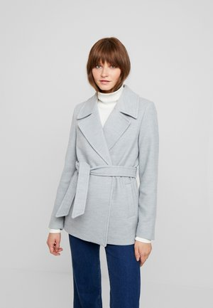 VMCALAAMBER JACKET - Chaqueta fina - light grey melange