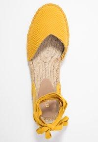 KIOMI - Espadrilles - yellow - 3