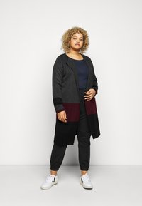 Evans - COLOURBLOCK COATIGAN - Cardigan - multi - 0