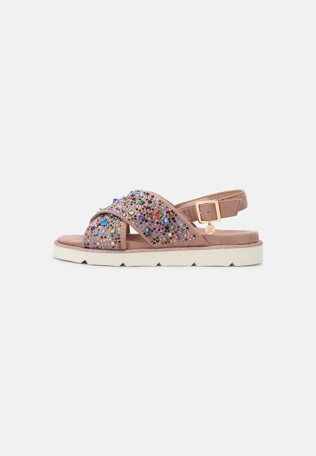 Sandales à plateforme - cipria