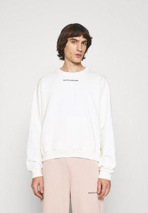 COOPER CREWNECK - Sweatshirt - vanilla