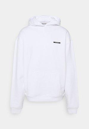 FLAMINGO HOODIE UNISEX - Felpa - white