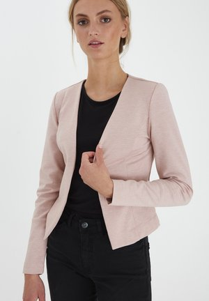 KATE - Blazer - rose smoke melange