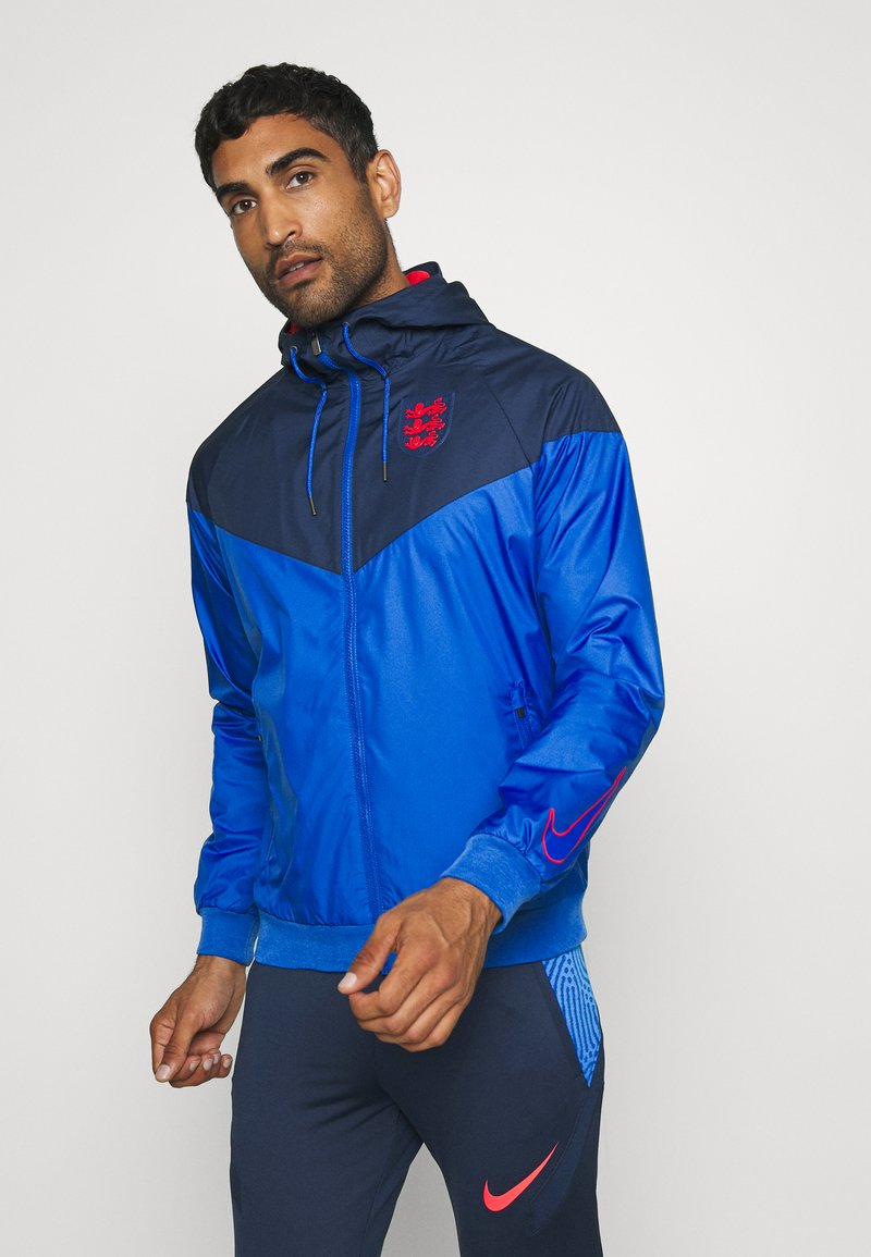 Nike Performance - ENGLAND ENT - National team wear - sport royal/midnight navy/challenge red