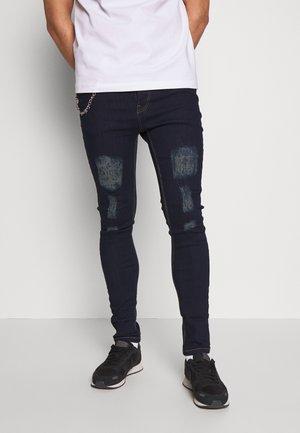 COVE - Skinny džíny - indigo blue