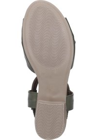 Piazza - Sandals - olive - 2