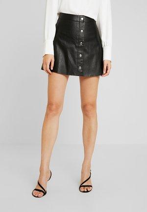 ONYASHA SKIRT - A-snit nederdel/ A-formede nederdele - black