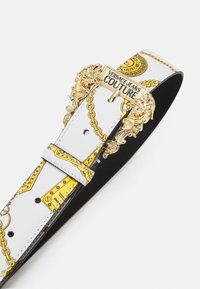 Versace Jeans Couture - Belt - white - 4