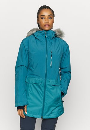 MOUNT BINDOINSULATED JACKET - Kurtka narciarska - canyon blue