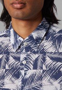 BOSS - RONNI_F - Shirt - dark blue - 4