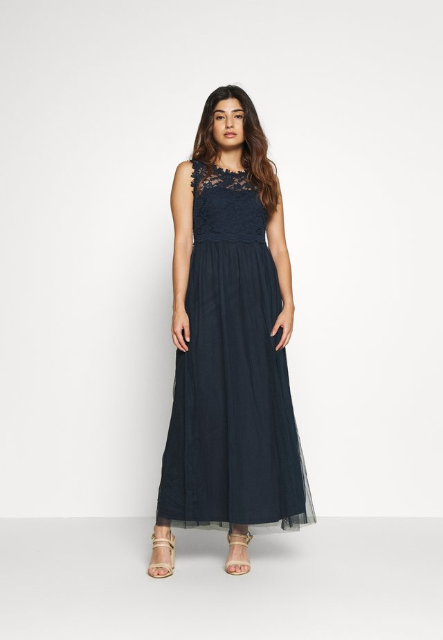 VILYNNEA MAXI DRESS - Iltapuku - total eclipse