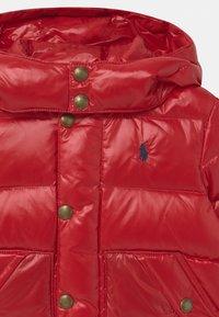 Polo Ralph Lauren - HAWTHORNE - Down jacket - red - 3