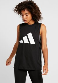 adidas Performance - WIN - Top - black - 0