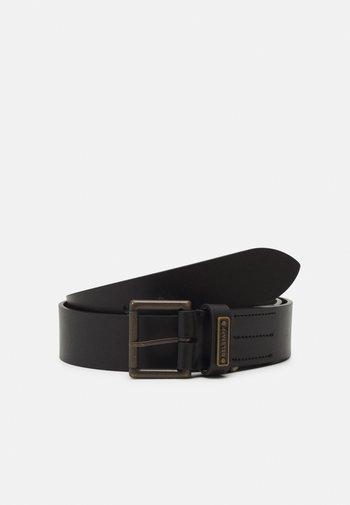 LEDGER BELT UNISEX - Belt - black