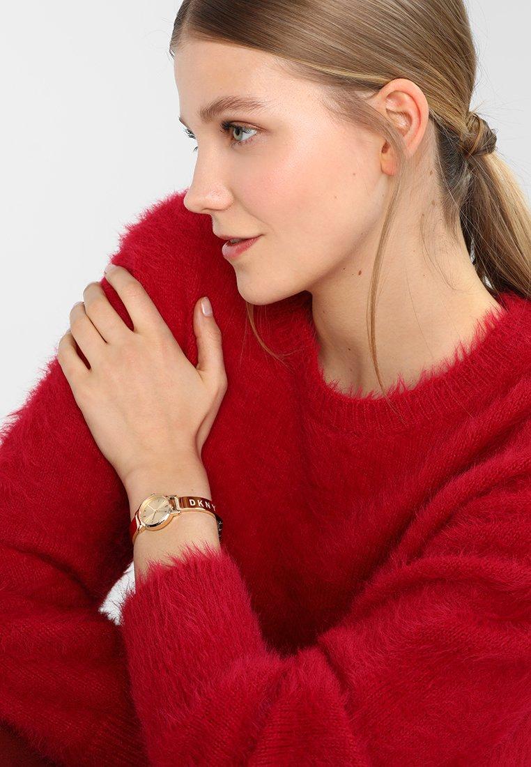 DKNY - Hodinky - gold-coloured