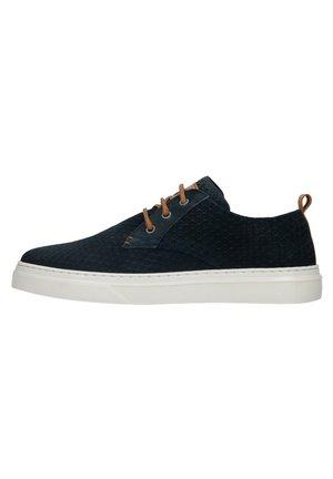 Sneakers laag - blau