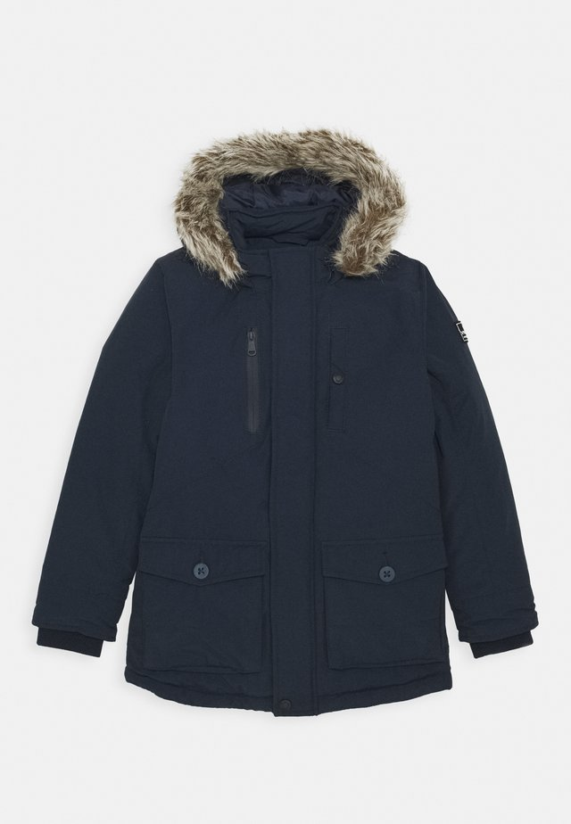 TAHA - Winter coat - midnight blue