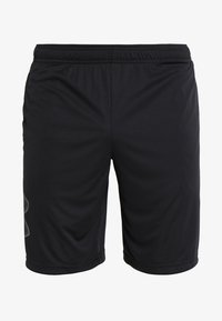 Under Armour - TECH GRAPHIC SHORT - Korte sportsbukser - black/graphite - 4
