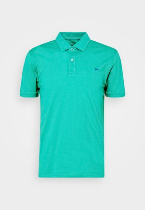 Polo - pager green/azure blue