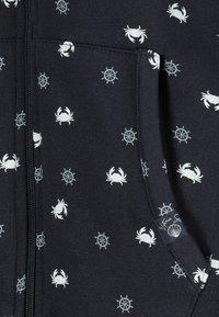 Sublevel - Zip-up sweatshirt - black - 3