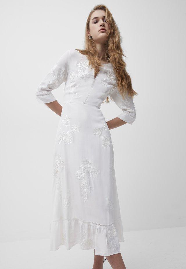 DIJA  - Day dress - summer white