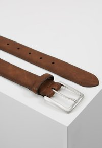 Burton Menswear London - PERFORATED  - Belt - brown - 2