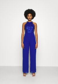 Lace & Beads - AVA - Jumpsuit - strong blue - 0