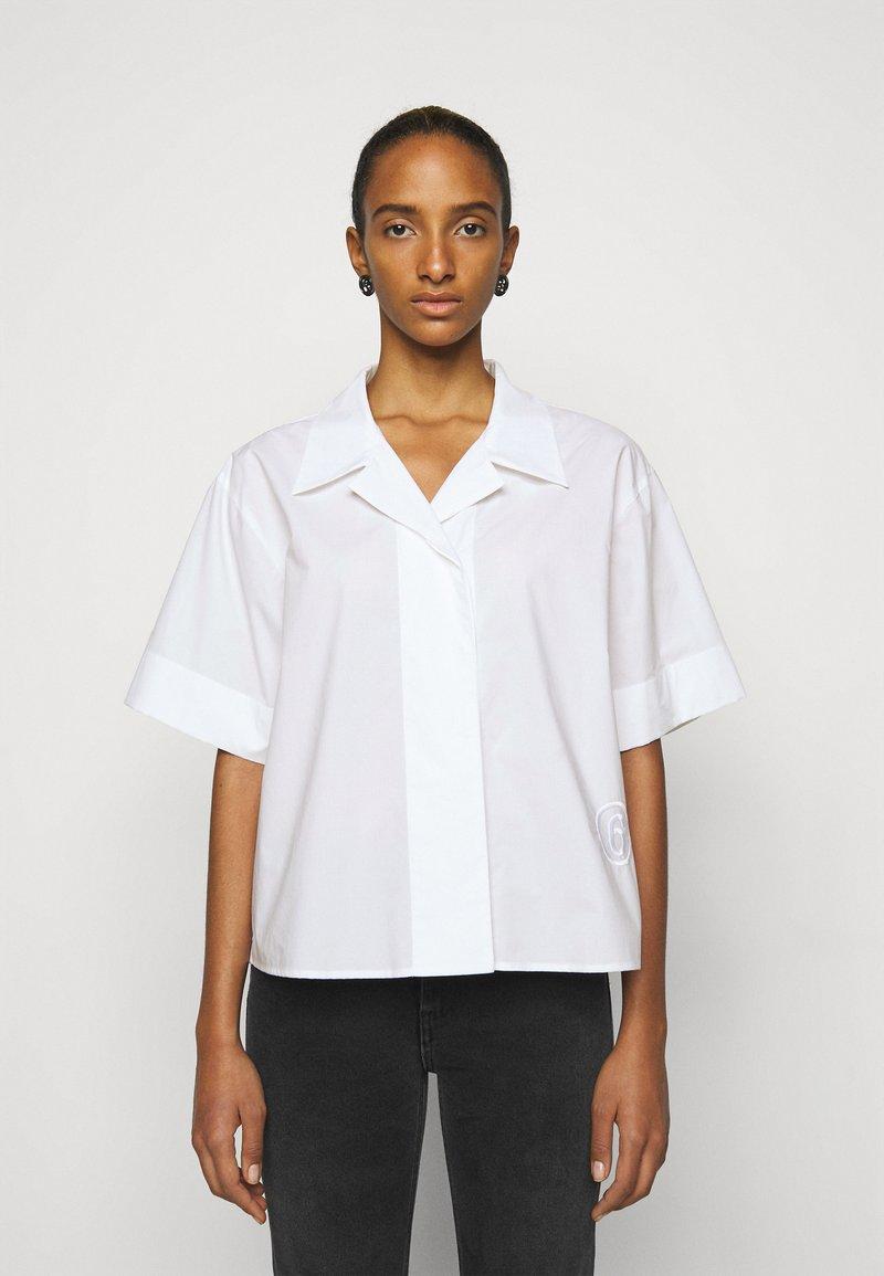 MM6 Maison Margiela - Koszula - white