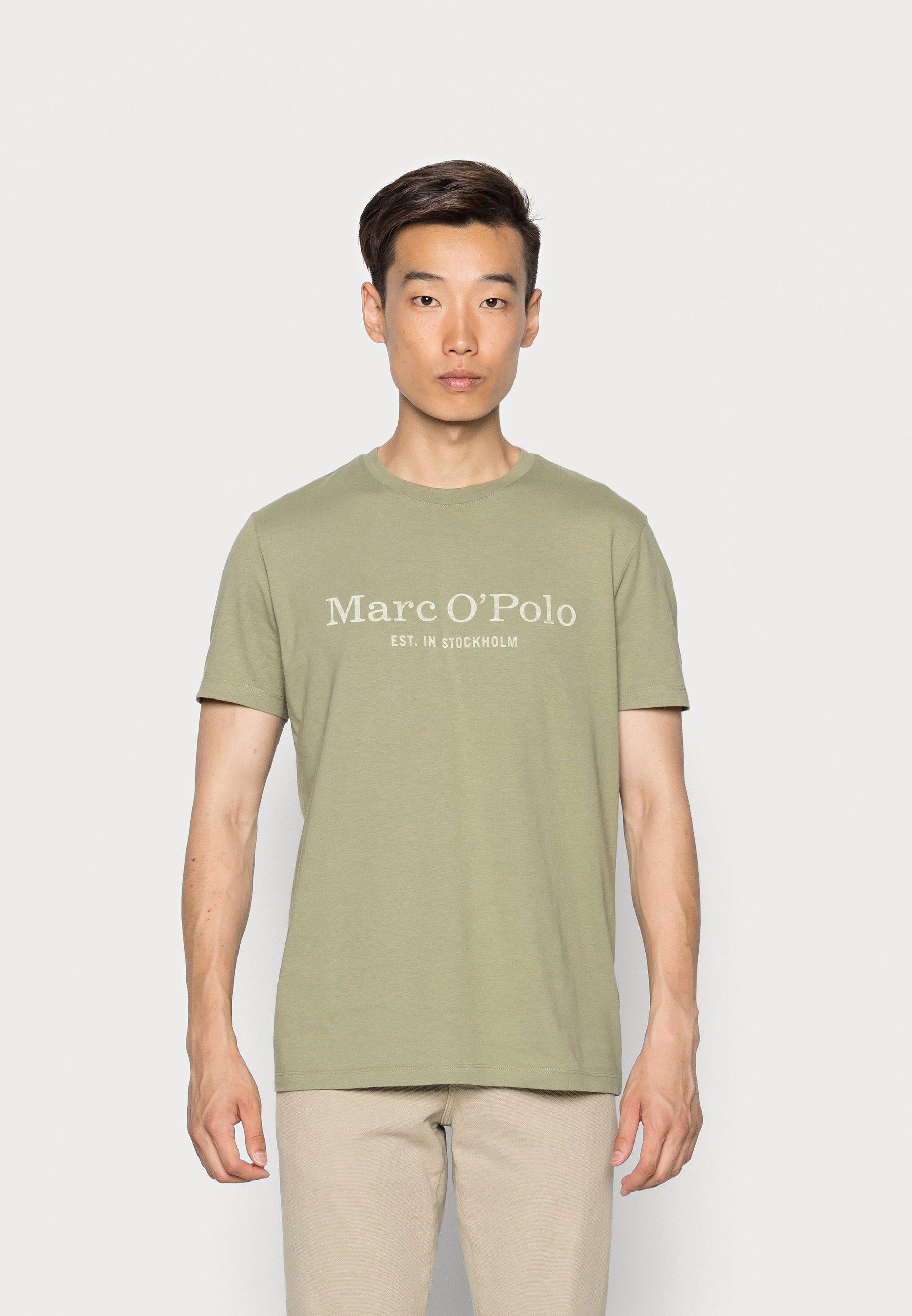 Men SHORT SLEEVE CLASSIC INSIDE CHEST PRINT - Print T-shirt