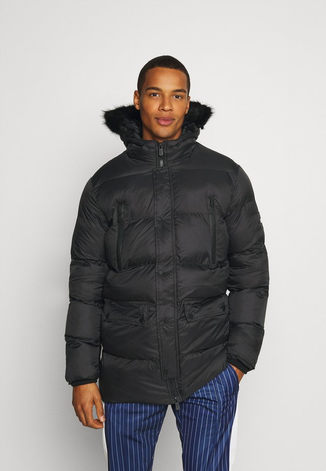 REFLEX FADE JACKET - Winter coat - black