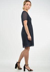 Blendshe - CHARLOTTE - Day dress - dark blue/royal blue - 3