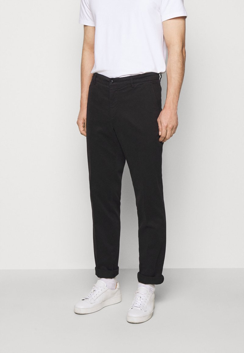 Tiger of Sweden - TRUMAN - Pantalon classique - black