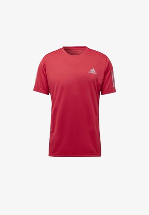 3-STRIPES CLUB T-SHIRT - Print T-shirt - pink