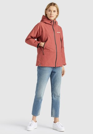 ROZA - Outdoor jacket - red