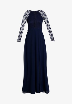 SOMETHING ABOUT HER GOWN - Iltapuku - navy