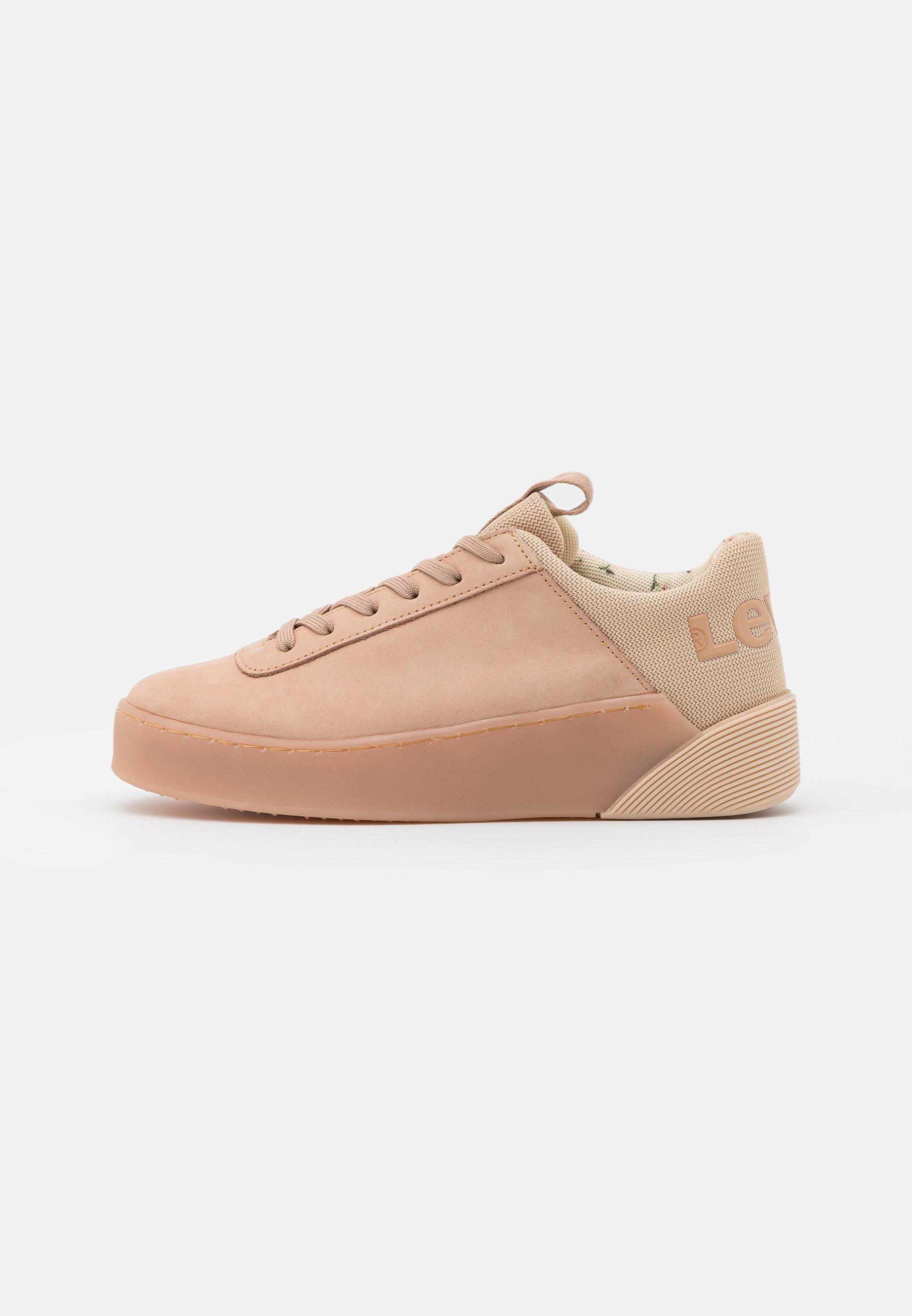 Levi's® Mullet - Sneaker Low Beige