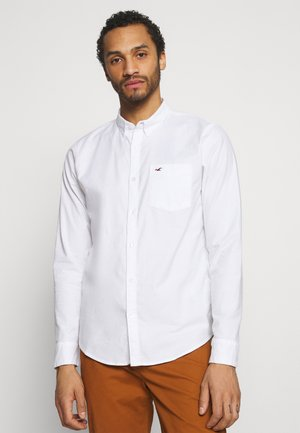 SOLIDS - Shirt - white