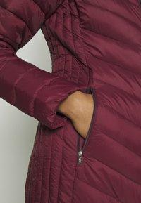 Hollister Co. - Winter coat - burgundy - 7