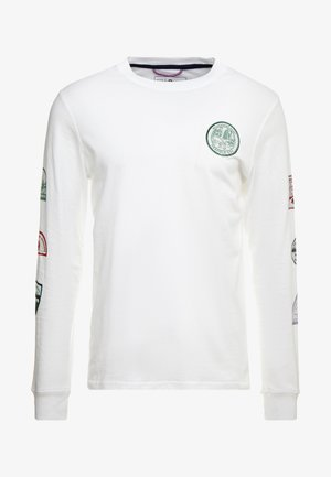 STORRS - Long sleeved top - white