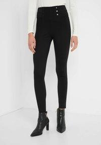 ORSAY - Leggings - Trousers - schwarz - 0