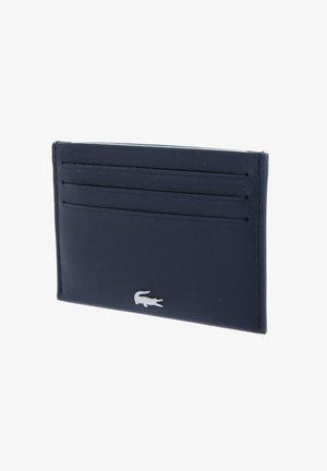 Business card holder - peacoat