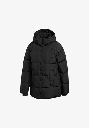 WINTER REGULAR JACKET - Kurtka puchowa - black
