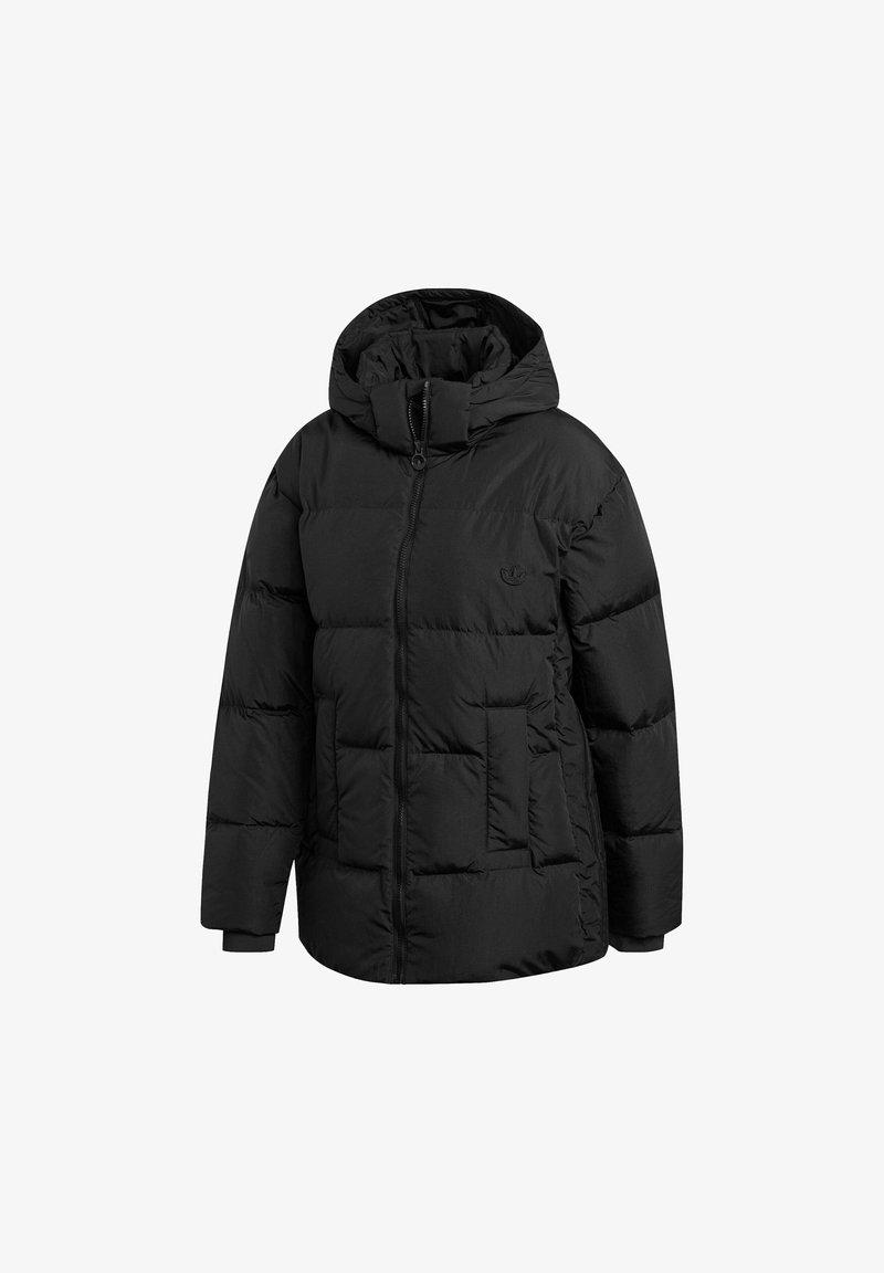 adidas Originals - WINTER REGULAR JACKET - Down jacket - black