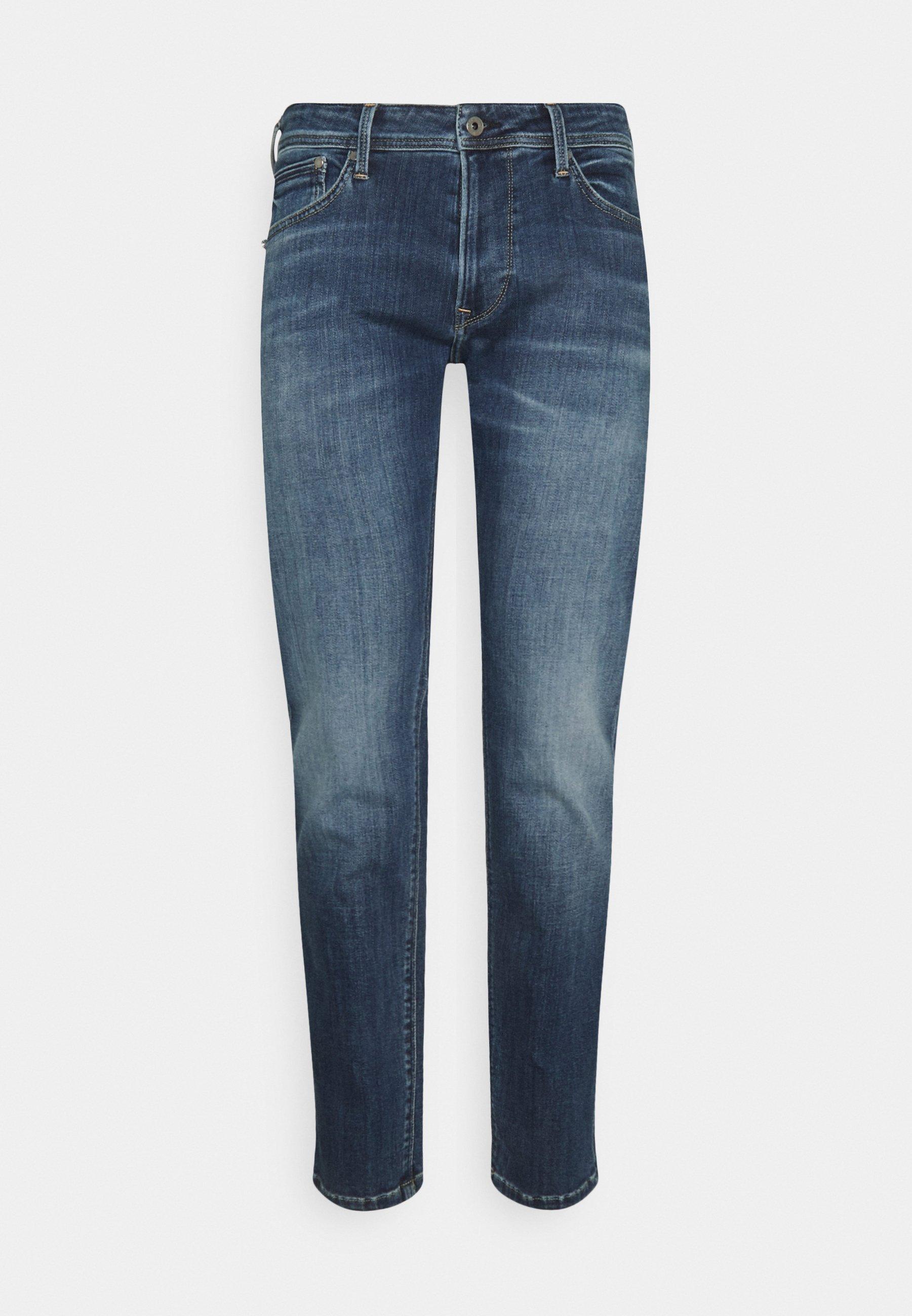 Men STANLEY POWERFLEX - Slim fit jeans
