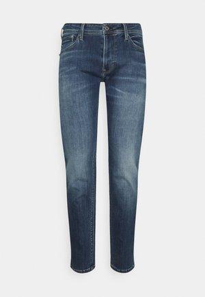 STANLEY POWERFLEX - Jeans slim fit - blue denim