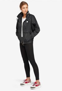 khujo - NABILA - Light jacket - black - 1